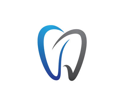 Dental logo Template vector illustration icon design Stok Fotoğraf - 120636805