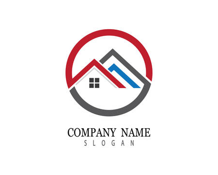 Property template vector icon illustration design