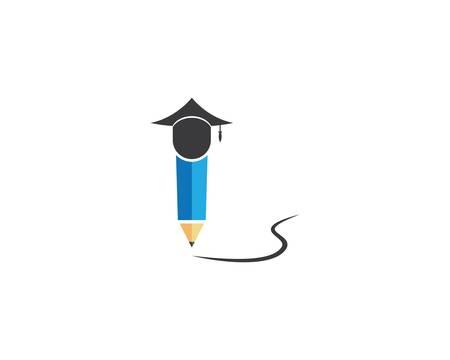 Pencil symbol vector icon illustration design