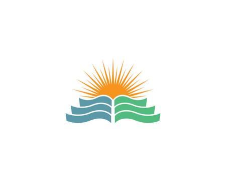 Book vector symbol icon illustration design