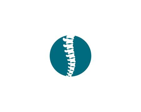 Spine vector icon symbol illustration design Standard-Bild - 145768622