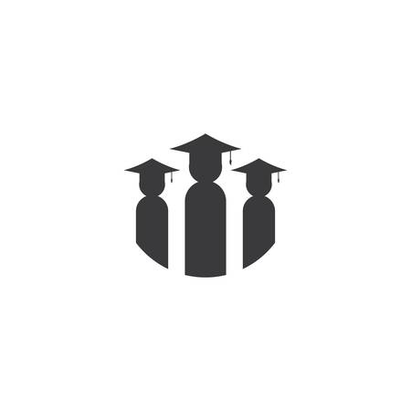 Education symbol icon illustration 向量圖像