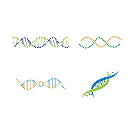 Gen logo template vector icon illustration design