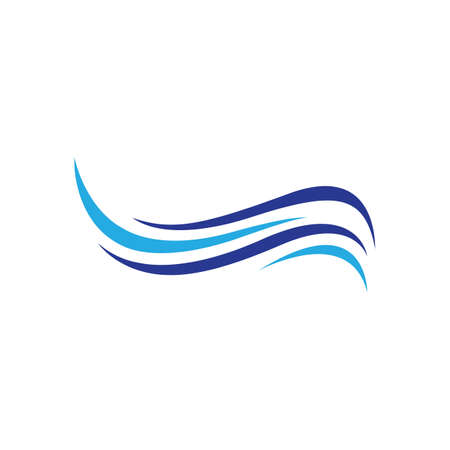 Water wave  vector icon illustration design 일러스트