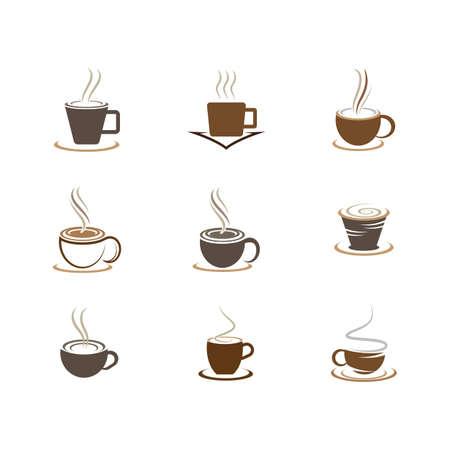 Coffee cup symbol vector icon illustration design Banco de Imagens - 150506669