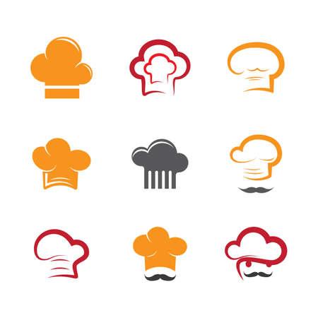 Chef vector icon illustration design