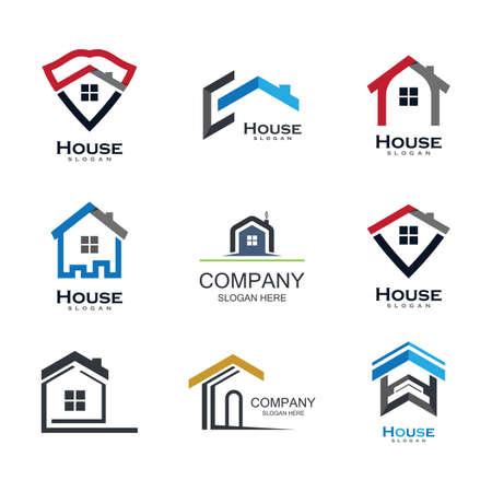 House symbol vector illustration design Vector Illustratie