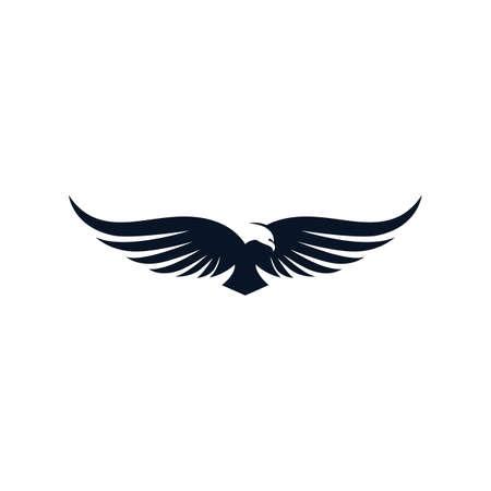 Eagle vector icon illustration design Vektorgrafik