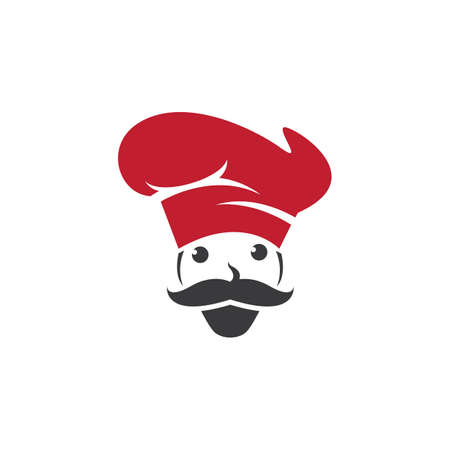 Chef vector icon illustration design