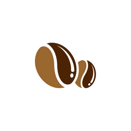 Coffee symbol vector icon illustration design Banco de Imagens - 154634551