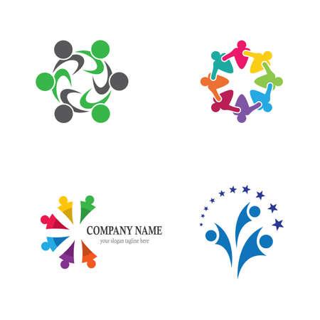 Business teamwork vector icon illustration design Ilustração