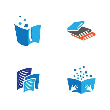 Book symbol vector icon illustration design