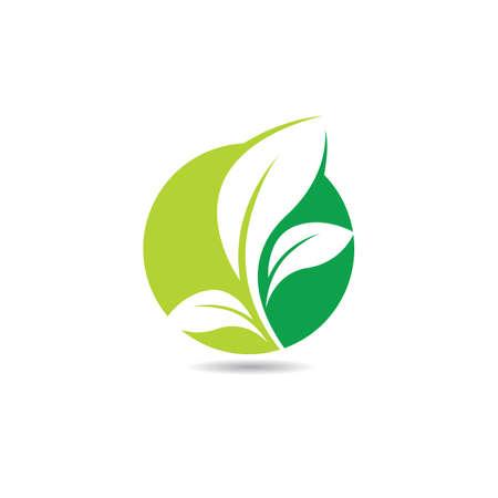 Ecology vector icon illustration design