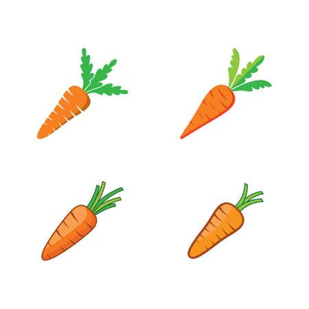Carrot symbol vector illustration design 版權商用圖片 - 158453826