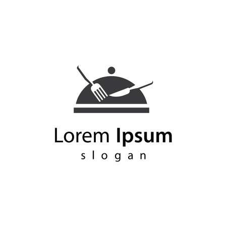 Restaurant logo images illustration design