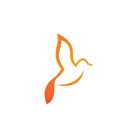 Bird logo images illustration design