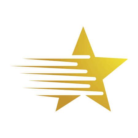 Star logo images illustration design