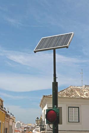 eficiencia: Energ�a solar