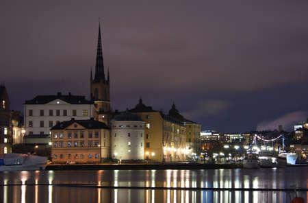 Riddarholmen, Stockholm, Europe photo
