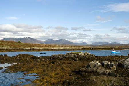 bens: Irish coast