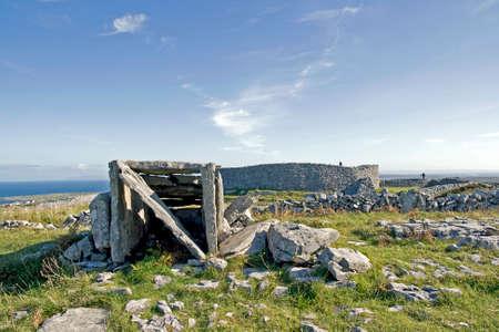 relics: Historic stone relics, Ireland