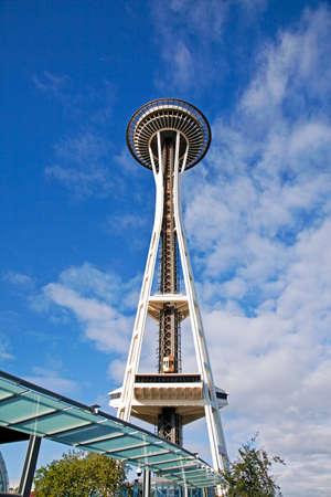 space needle: Seattle Space Needle