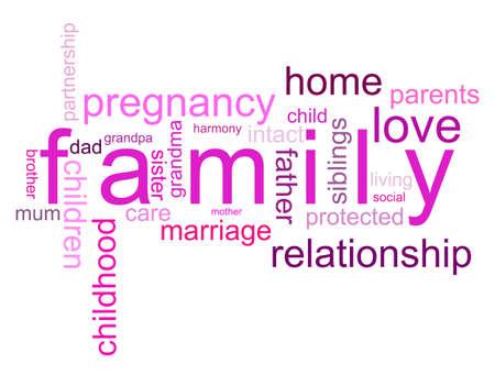 familiy: illustration family