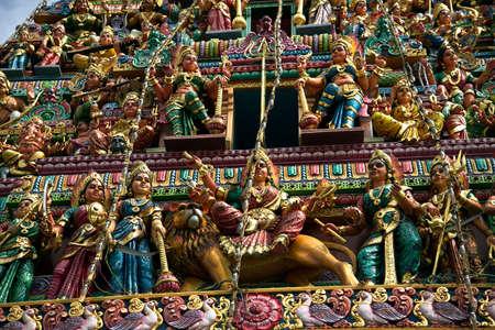 faiths: Indian Hindu Temple