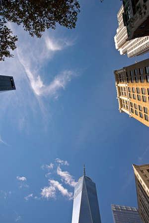world trade center: One World Trade Center, NY