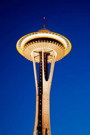 space needle: Space Needle, Seattle, USA