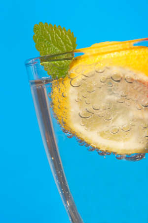 exempted: Refreshing drink Stock Photo