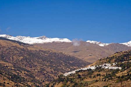 nevada: Sierra Nevada, Spain Stock Photo