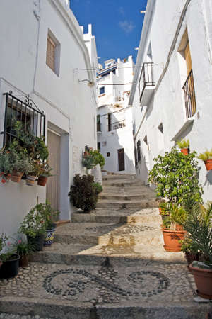 typical: Typical Village, Andalusia, Spain
