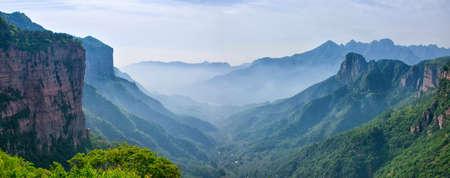 fairyland: mountains scenery