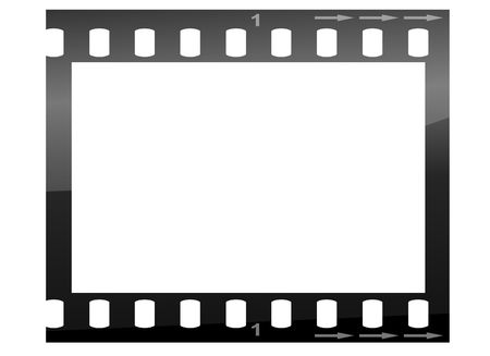 Image of a cameravideo film strip