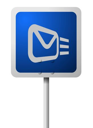 webmail: Email Sign Post
