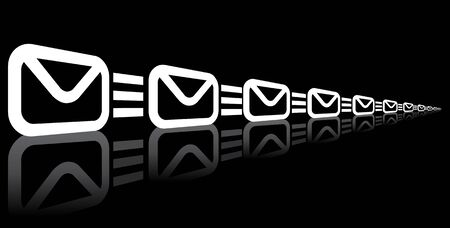 webmail: Email Train