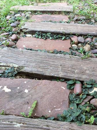 pathways: Garden pathways