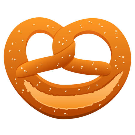 pretzel Stock Vector - 8678926