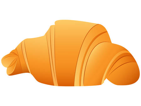 croissant Stock Vector - 8678931
