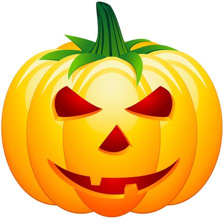 halloween pumpkin Stock Vector - 10792408
