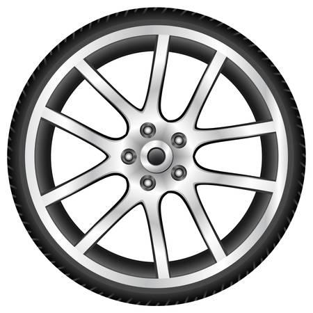 aluminum wheels: aluminum wheel