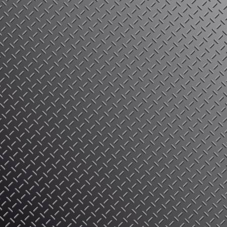 checker: background - metal plate