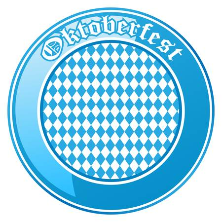 nudging: Oktoberfest button
