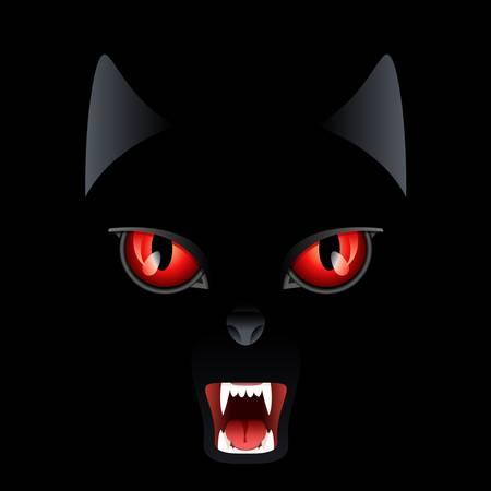 dark eyes: wild cat