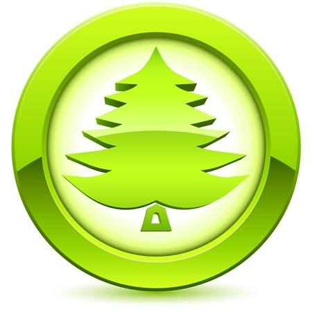 christmastree: christmas tree button