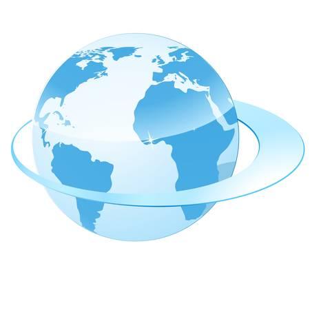 circulating: earth and circulating belt