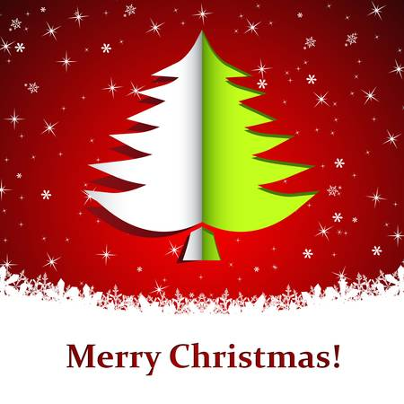 christmas card Stock Vector - 15899245