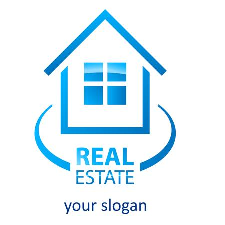 house, real estate sign Stock Vector - 15952587