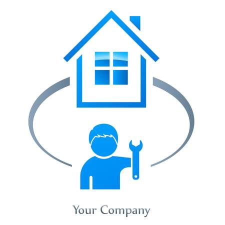 housetop: facility management, real estate sign